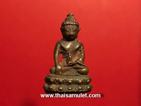 B.E.2521 Phra Kring Uttama Nawaloha amulet (PKR1)