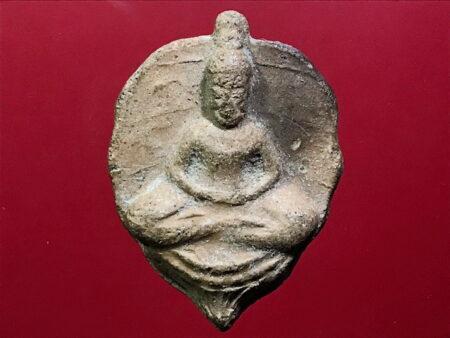 B.E.2500 Phra Phothijak holy soil amulet in big imprint (SOM93)