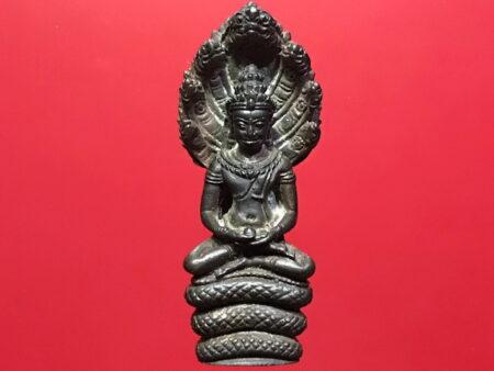 B.E.2516 Phra Nak Prok Wachira Mongkol Nawaloha amulet (PKR22)