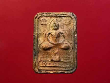 B.E.2475 Phra Phong Sae Yid holy soil amulet (SOM156)