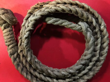 B.E.2490 Chueck Khad Eaew or magical rope in early batch (TAK40)