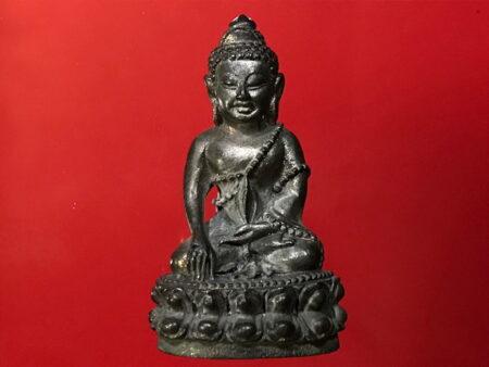 B.E.2525 Phra Kring Dhammajak Nawaloha amulet in beautiful condition (PKR26)