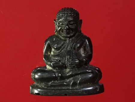 Wealth amulet B.E.2509 Phra Sangkhajai Mekkaphat amulet (MON212)