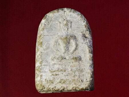 B.E.2450 Phra Somdej holy poweder amulet in nail imprint (SOM184)