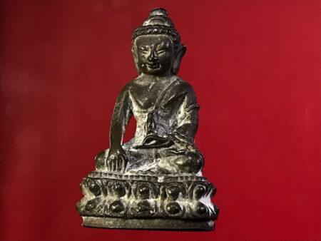 B.E.2521 Phra Kring Uttama Nawaloha amulet (PKR30)