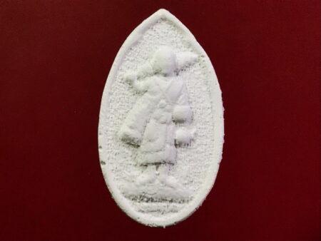 Wealth amulet B.E.2558 Phra Sivali holy powder amulet (SOM200)
