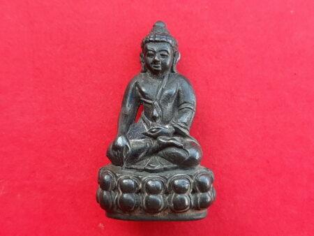 B.E.2518 Phra Chaiwat Phutthanimit Mongkol Nawaloha amulet (PKR37)