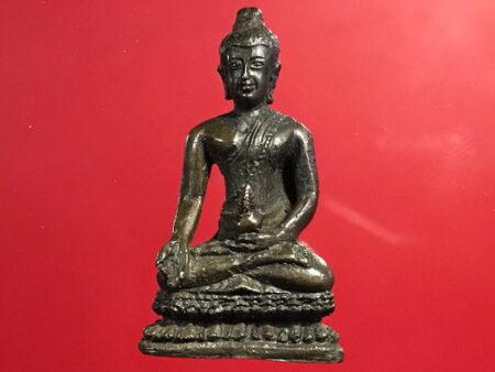 B.E.2516 Phra Kring Rattana Banthaow bronze amulet (PKR35)