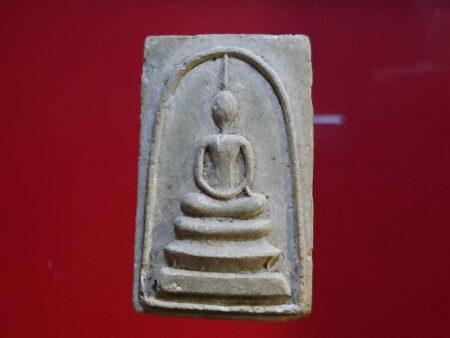B.E.2509 Phra Somdej Kesorn 108 holy powder amulet by LP Pae (SOM230)