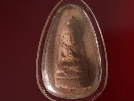 B.E.2510 Phra Phathan Pon holy powder amulet by LP Mui (SOM275)