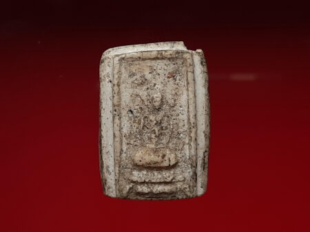 B.E.2480 Phra Somdej holy powder amulet in small imprint by LP Aon (SOM299)