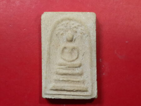 Wealth amulet B.E.2536 Phra Somdej Prok Pho holy powder amulet by LP Lord (SOM411)