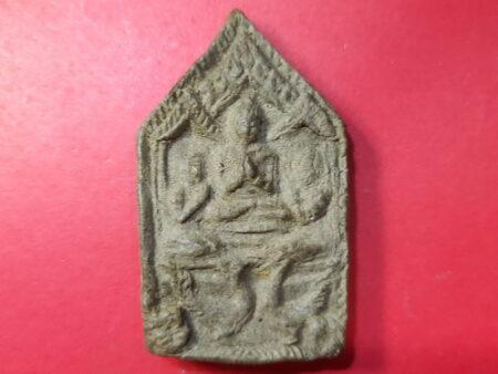 Charming amulet B.E.2553 Khun Paen Salika Pon Yuea holy powder amulet by AJ Best (PKP80)
